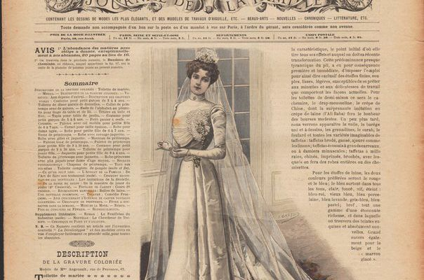 La mode illustrée 1900