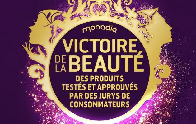 Les Victoires de la Beauté 2016-2017