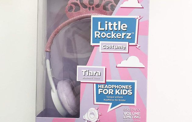 Test casque Little Rockerz