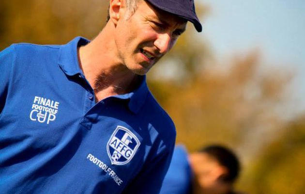 Ludovic GAUMY - Le FootGolf passion