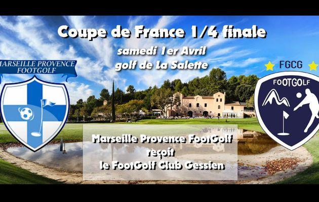 Marseille - Gex le choc !