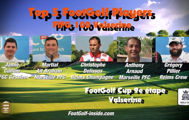 Top 5 Valserine FIFG 100