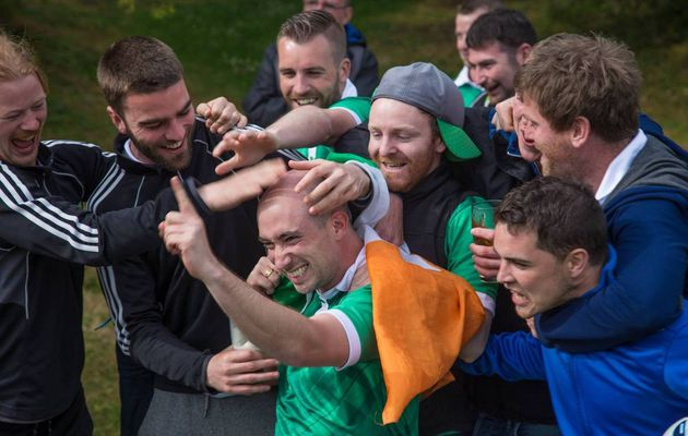 Cathal Jenkinson : What can be better than winning at home?