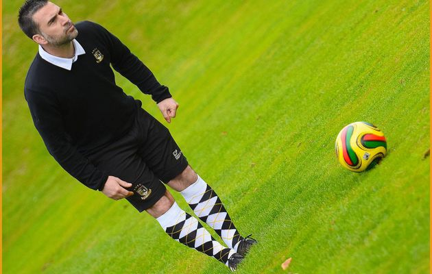 Jimmy Hue : We Love FootGolf
