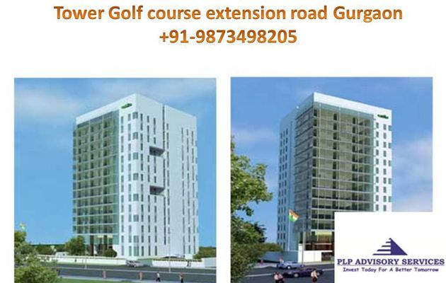 Pre Leased office space for sale in Vatika Professional Point Golf course extension road Gurgaon:9873498205