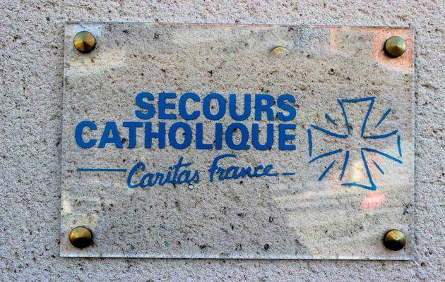 Le Secours Catholique offre une aide aux accidentés de la vie