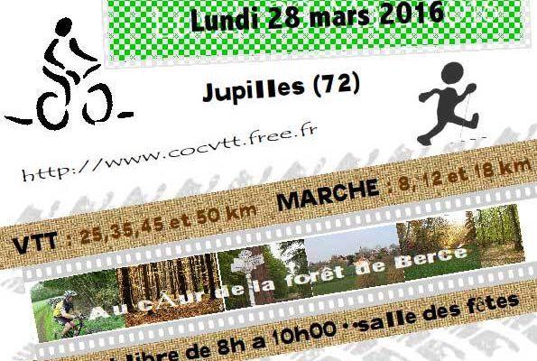 VTT et Marche Loir et Bercé