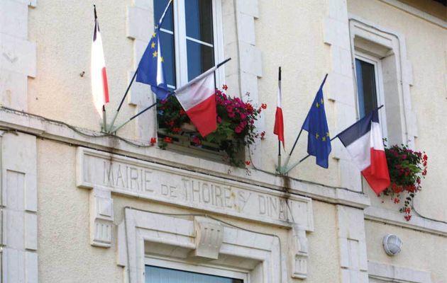 Info commune de Thoiré-sur-Dinan