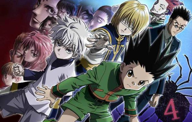 Hunter x Hunter (2011) 001-105 VOSTFR/VF BLURAY