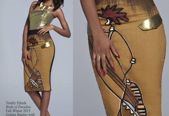 Le Look TRIBAL   -  CHIC : de la couleur, du peps à vos tenues !!!!