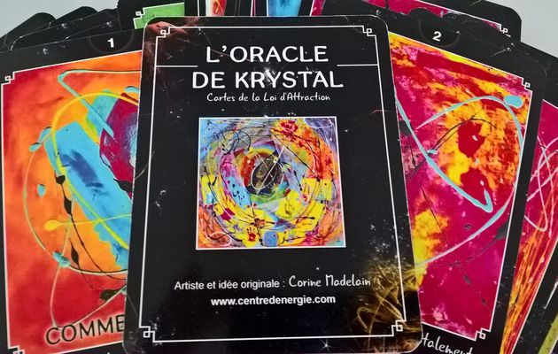 Oracle de Krystal sur Amazon