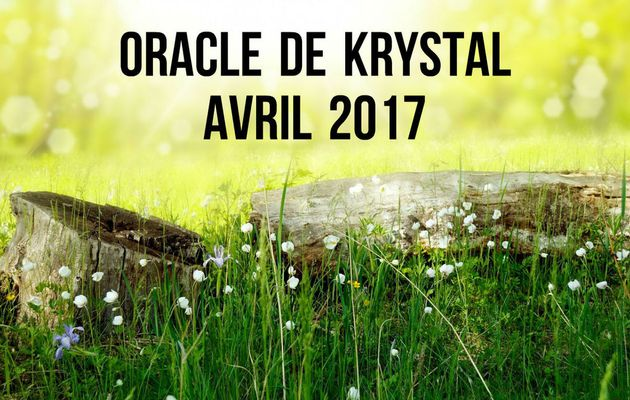 Guidance Oracle de Krystal Avril 2017
