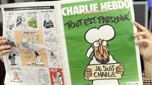 Nous sommes Charlie, nous sommes...