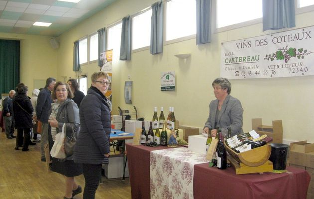 Lhomme : Salon des vignerons