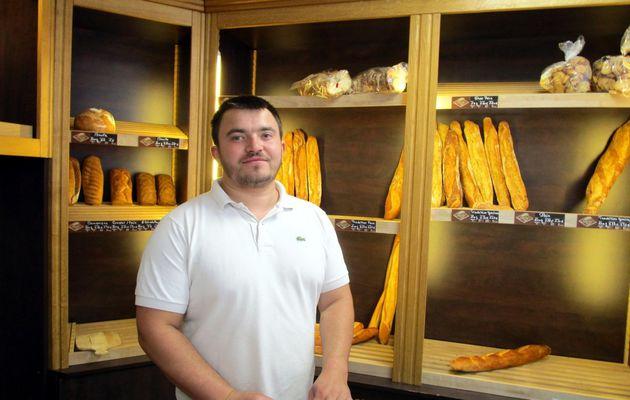 Les boulangeries d'Artins et de Ruillé ouvertes le 15 août