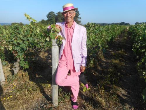 Vignes Vins Randos à Ruillé avec Michel Freyssinet