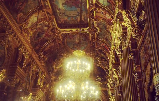 L'Opéra : un des joyaux de Paris