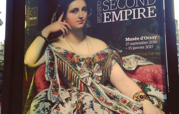 Le Second Empire : spectaculaire et majestueux