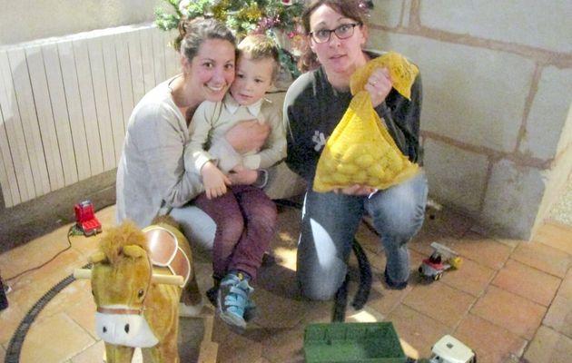 Saint-Martin-des-Bois : 2017 : Première fête de la Patate