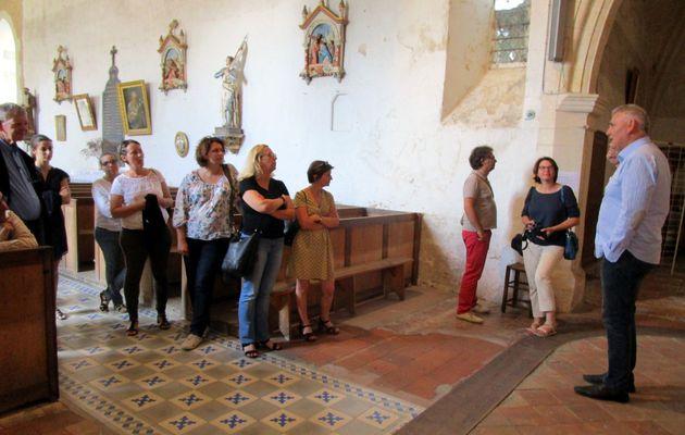 Lhomme : Visite des animateurs des villes et des pays d'art et d'histoire