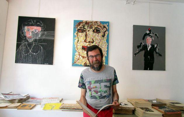 La Chartre :La Galerie Nocogo fête son premier anniversaire