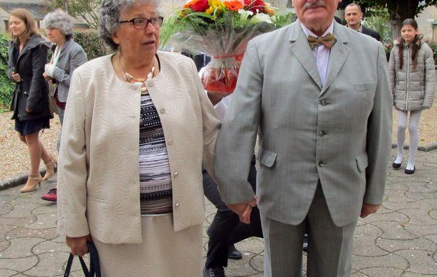 Lhomme : Paulette et Max, 60 ans de bonheur