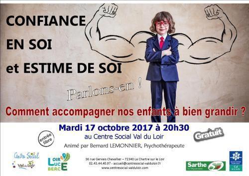 La Chartre : Soirée-débat au centre social