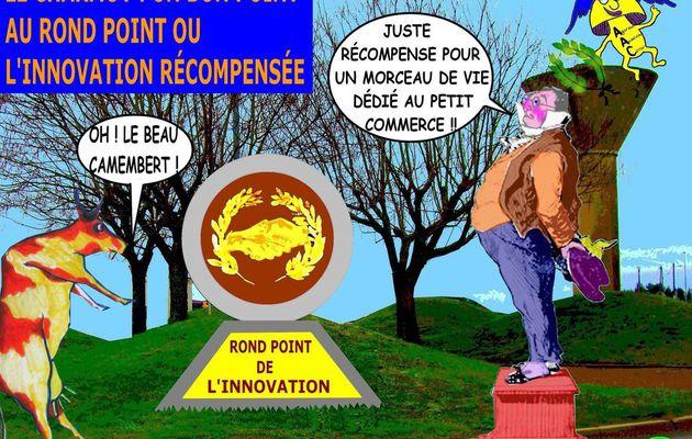 L'HYPER INNOVATION À L'HONNEUR - du 13 FÉVRIER 2016 (J+2614 après le vote négatif fondateur)