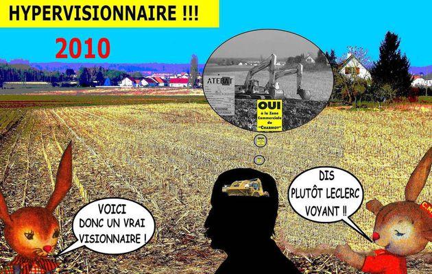 DU TEMPS QU'IL ÉTAIT VISIONNAIRE - du 23 MAI 2016 (J+2714 après le vote négatif fondateur)