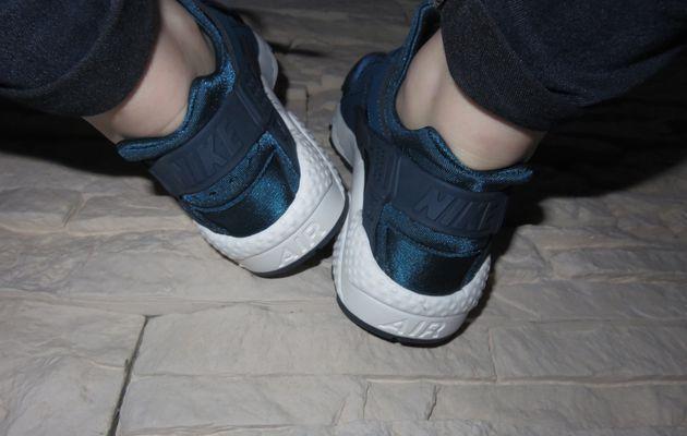 Nike air Huarache - la blue force