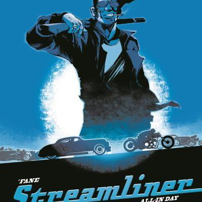 Streamliner. All-in day