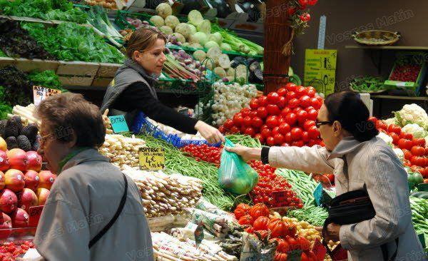 La consommation des ménages français en baisse en 2014
