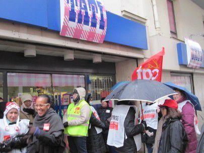 TATI Dieppe: succès CGT aux élections professionnelles
