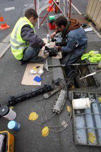 Le très haut débit à Dieppe: aussi un succès de la CGT !