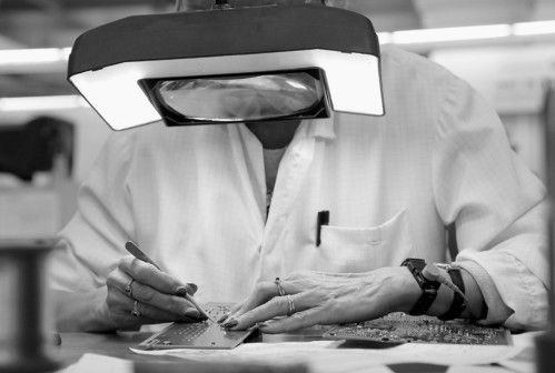 """""""Dieppe Industrie"""", le nouvel ouvrage photographique d'Alain Auzou, confirme combien le travail est culture !"""