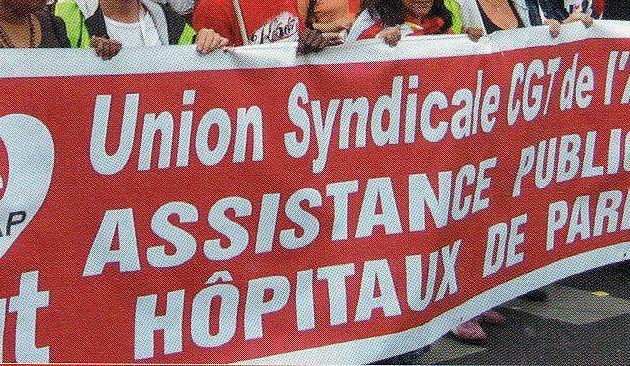 """Hôpitaux de Paris en grève unitaire: """" Repos préservé, qualité des soins assurée"""""""