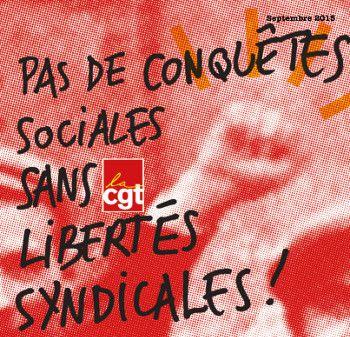 Défendre le syndicalisme: tous ensemble le 23 septembre