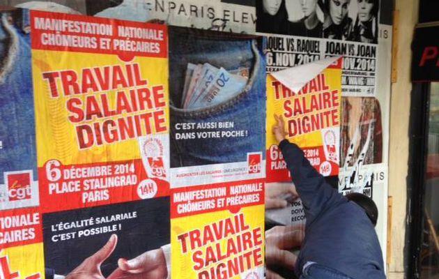 Finances publiques en grève pour l'emploi, le 18 novembre !