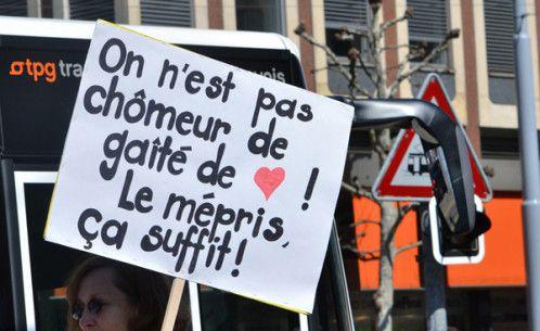 SITUATION DRAMATIQUE POUR L'EMPLOI EN FRANCE