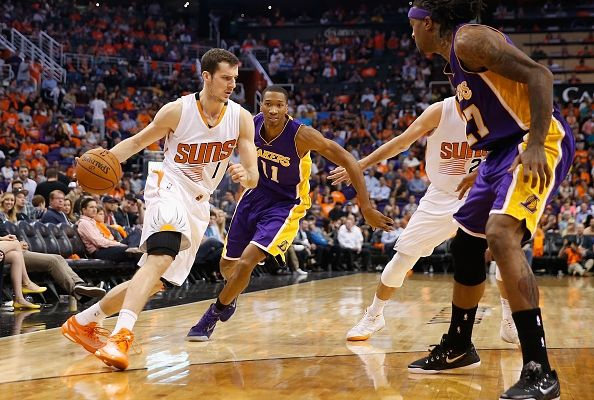 Goran Dragic très courtisé par les Lakers