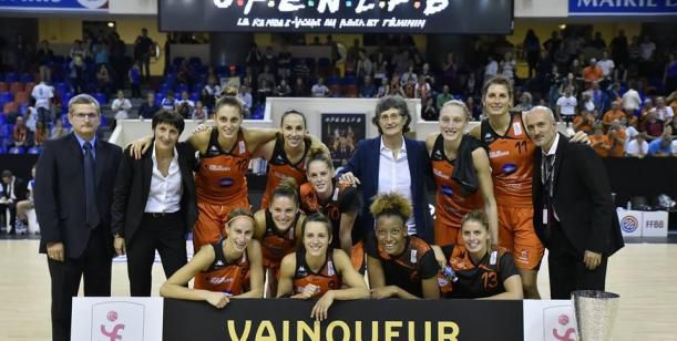 Bourges remporte le match des Champions