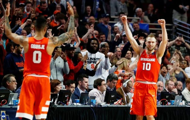 March Madness : Syracuse renverse Virginia et file au Final Four