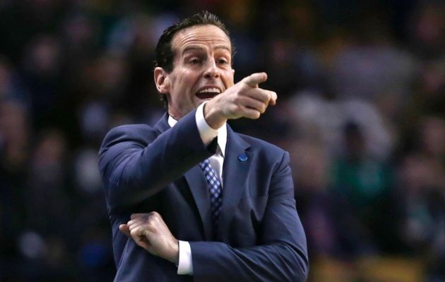 Kenny Atkinson nouvel entraîneur de Brooklyn