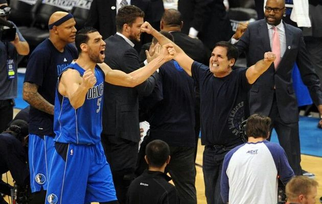 Playoffs: les Mavericks font chuter Oklahoma City