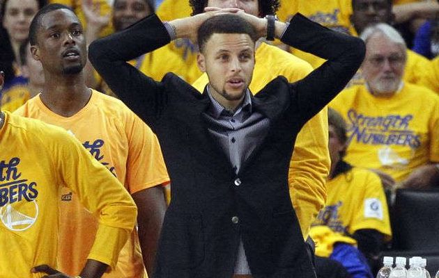 Stephen Curry peut se reposer tranquillement