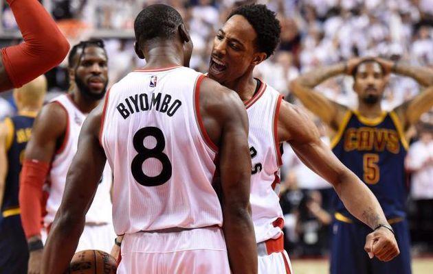 Finale de Conférence Est, match 4: Toronto égalise face à Cleveland