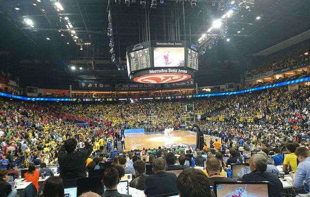 L'Euroleague remporte une première bataille juridique face à la FIBA