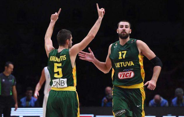 Jeux Olympiques : la Lituanie sans Linas Kleiza