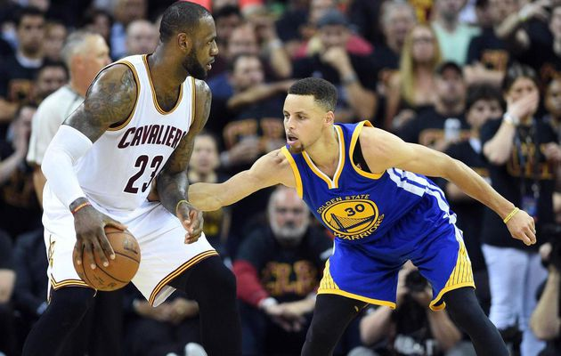 Cleveland égalise face aux Warriors  (3-3)
