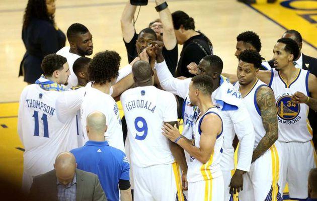 Stephen Curry et les Warriors n'ont plus droit à l'erreur